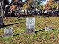 Finney Plot, Lebanon Church Cemetery, 2015-10-23, 01.jpg