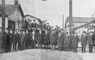 Keyser, West Virginia - Fire Department, 1920