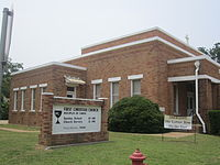 First Christian Church, Oakwood, TX IMG 3028.JPG