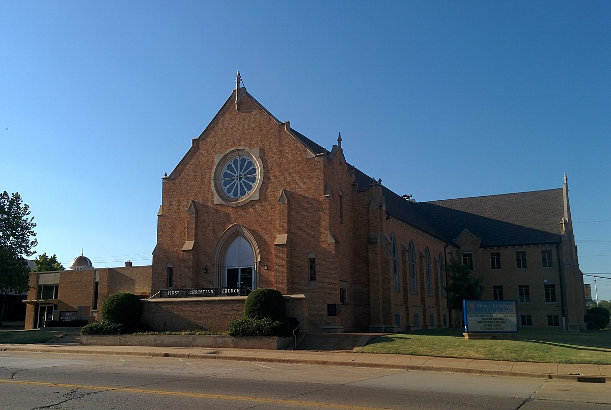 First christian church lawton oklahoma wikipedia for First ch