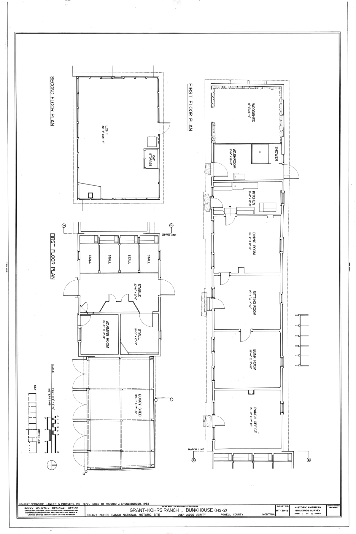 File:First Floor Plan and Second Floor Plan - Grant-Kohrs ... on hunting cabins building plans, modular ranch floor plans, ranch home building plans, ranch style floor plans 1700 to 1800 sq ft, ranch duplex plans, ranch house plans cottage, ranch shed plans, open ranch floor plans, loft bed design plans, ranch house on land, ranch cabins plans, small pole barn plans, small house plans, ranch apartment plans, rustic cabin plans, prow ranch home plans, ranch floor plans with loft, bill clark homes floor plans, ranch farmhouse plans, ranch barn plans,