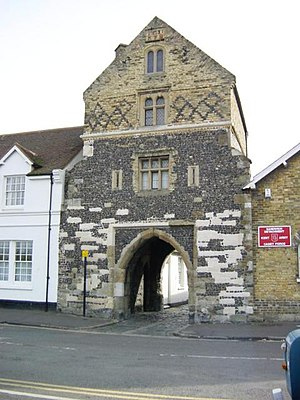 Sandwich, Kent - The Fisher Gate