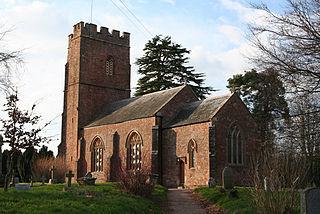 Fitzhead village in the United Kingdom