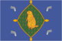 Flag of Bizhbulyak rayon (Bashkortostan)