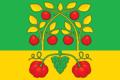 Flag of Novoslobodskoe (Ulyanovsk oblast).png