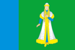 Flag of Ostrovsky rayon (Kostroma oblast).png