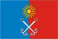 Flag of Otradnoe (Leningrad oblast).png