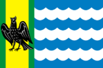 Flag of Ozyory rayon (Moscow oblast).png