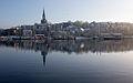 Flensburg Ostufer vom Westufer Winter.jpg