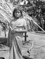 Flicka. Sydamerika. Bolivia - SMVK - 005597.tif