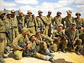 Flickr - Israel Defense Forces - Soldiers Graduate Combat Training, Pose for Group Picture.jpg