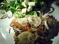 Flickr - cyclonebill - Salat og tærte med tomat og gedeost.jpg