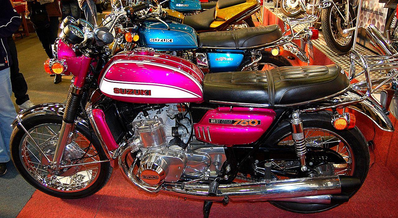 Suzuki  Stroke Motocross