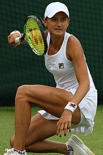 Varvara Flink Russian tennis player