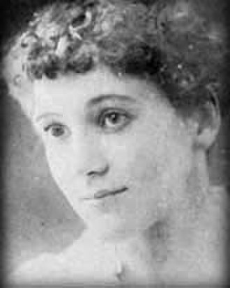 Florence Farr - Image: Florence Farr Face