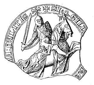 Florent of Hainaut Dutch noble
