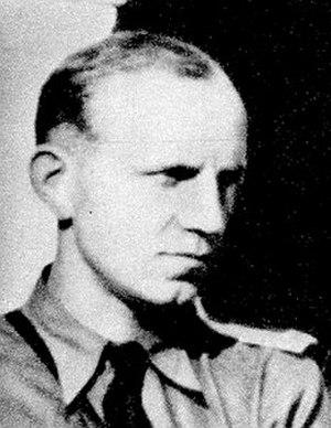 """Florian Marciniak - ps. """"Jerzy Nowak"""""""