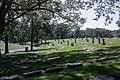 Flowing graves - Calvary Cemetery.jpg