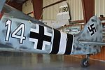 Flug Werke FW190A-8-N '980574 - white 14' (NX190RF) (26907707576).jpg