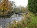 Footbridge over Pendle Water - geograph.org.uk - 1584839.jpg