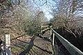 Footpath and Bridleway, Moor Lane, Cranham, Essex - geograph.org.uk - 1131281.jpg