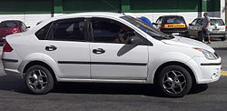 Ford Fiesta Sedan (baugleich)