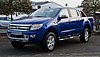 Ford Ranger 2.2 TDCi Limited Double Cab (III) - front view, April 6, 2012, Velbert.jpg