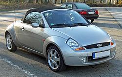 Ford StreetKa (2003–2005) front MJ.JPG