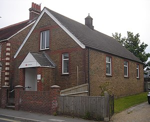 Open Brethren - Former Brethren Meeting House, Burgess Hill