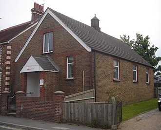 Open Brethren - Former Brethren Meeting House, Burgess Hill