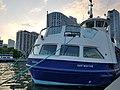 Former Halifax Harbour Ferry Dartmouth III moored in Toronto.jpg