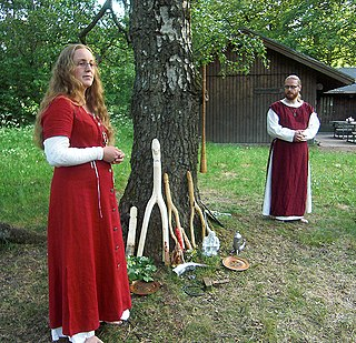 Swedish Forn Sed Assembly Heathen (Germanic neopagan) organization founded in 1994