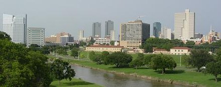 17 – Fort Worth, Texas