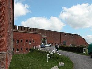 Grade II* listed buildings in Havant (borough)