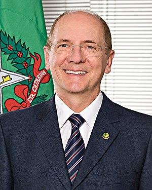 Paulo Bauer - Image: Foto oficial de Paulo Bauer
