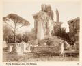 Fotografi av Villa Adriana. Biblioteca Latina - Hallwylska museet - 104701.tif