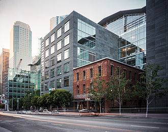 Architectural Glass and Aluminum - The Foundry II building facade by Architectural Glass and Aluminum, incorporates historic industrial building styles with modern design.