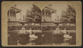 Fountain, Fort William Henry Hotel, by Stoddard, Seneca Ray, 1844-1917 , 1844-1917.png