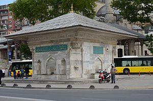 Fountain of Ahmed III (Üsküdar) - Fountain of Ahmed III in Üsküdar, Istanbul.