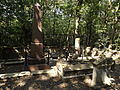 France, Bayonne, cimetière des anglais officiers obélisque 06.JPG