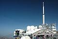 France Hautes-Pyrenees Pic du Midi de Bigorre emetteur TDF telephérique 01.jpg