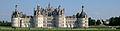 France Loir-et-Cher Chambord Chateau panorama.jpg