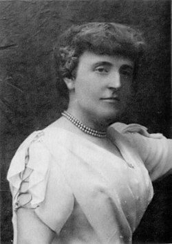 Portrait photo of Burnett in her forties