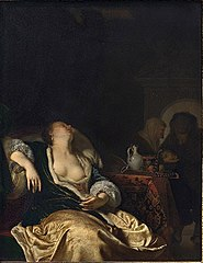 A Sleeping Courtesan