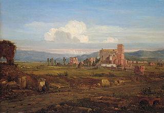 Franz Nadorp Italian painter (1794-1876)