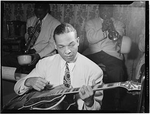 Fred Guy - New York City, c. November 1946