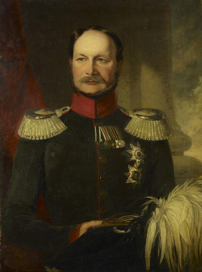 Фредерик Рихард Сэй (1805-60) - Вильгельм I, принц Пруссии, позже король Пруссии и германский император (1797-1888) - RCIN 406464 - Royal Collection.jpg