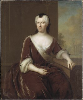 Princess Albertina Frederica of Baden-Durlach Mother of King Adolf Frederick of Sweden