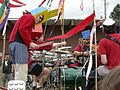 Fremont Solstice Parade 2007 - box heads 04.jpg