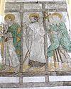 frescoes groenlo church calixtus